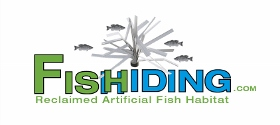 Fishiding Reclaimed Artificial Fish Habitat